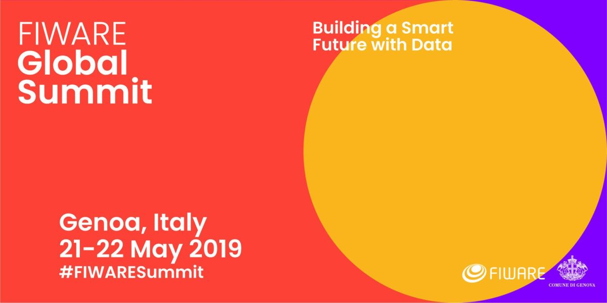 FIWARE Summit 2019 Genova